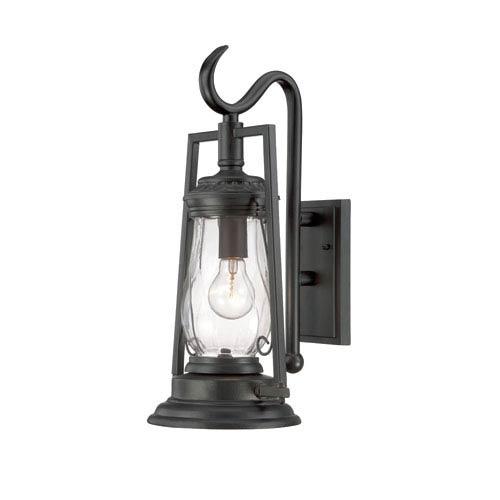 Acclaim Lighting Kero Matte Black Outdoor Wall Lantern