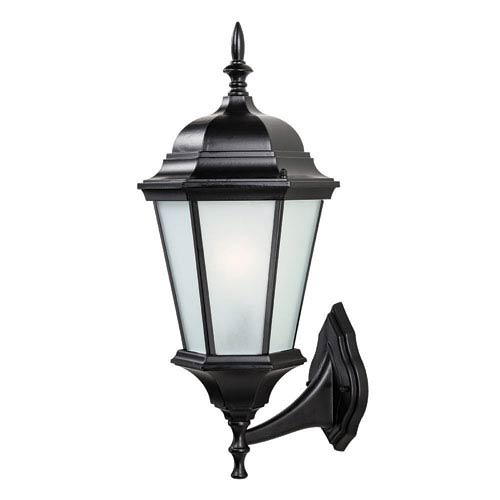 Acclaim Lighting Richmond Matte Black Outdoor Wall Lantern
