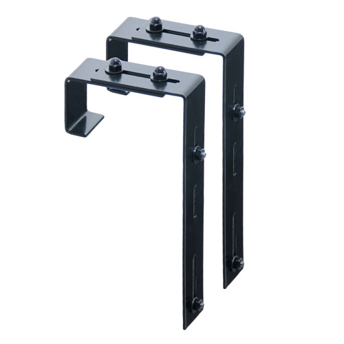 Adjustable Deck Rail Bracket Two-Pack