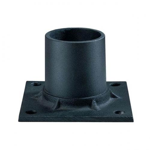 Matte Black Pier Mount Adapter Accessory