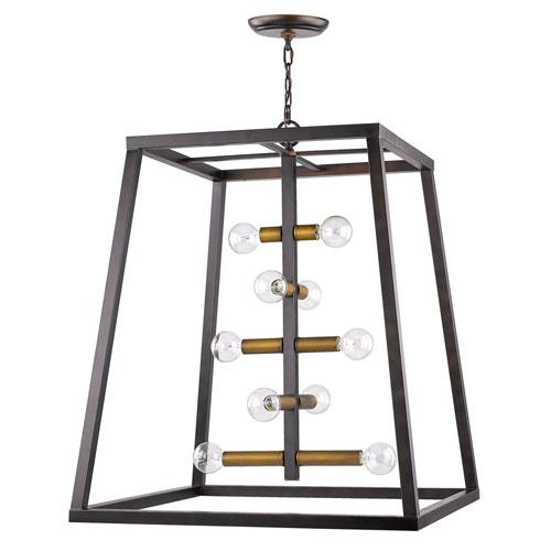 Acclaim Lighting Tiberton Oil Rubbed Bronze 32-Inch One-Light Pendant