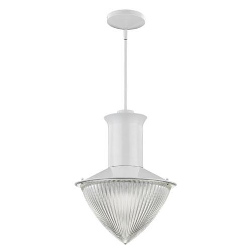 Skylar White 16-Inch One-Light Pendant