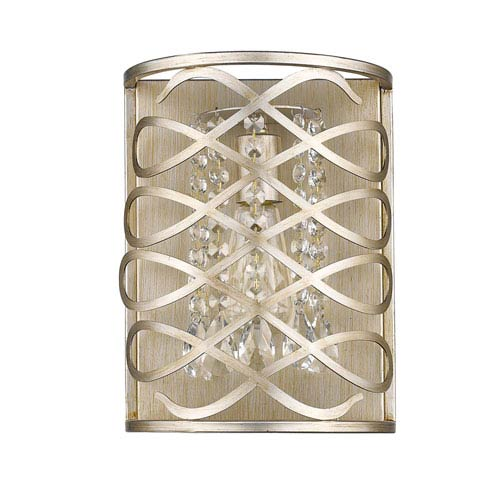 Acclaim Lighting Brax Washed Gold One-Light Wall Sconce