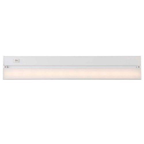 White 22-Inch LED Undercabinet Light