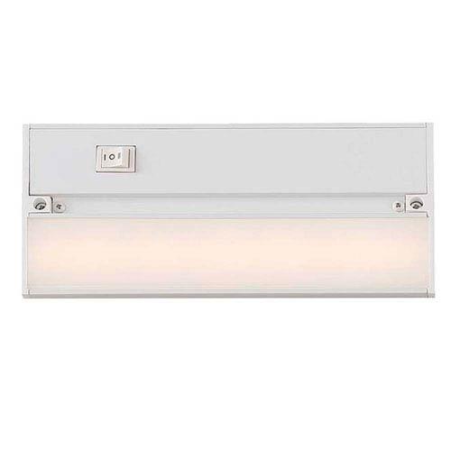 White 9-Inch LED Undercabinet Light