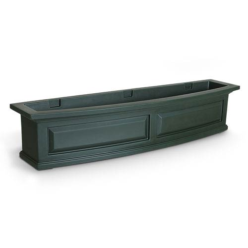 Nantucket Green 48-Inch Window Box