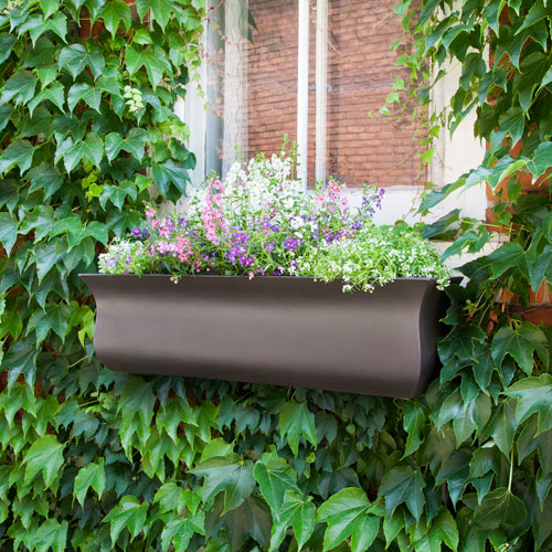 Valencia 3-Foot Window Box - Espresso