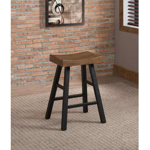 Fantastic Atterbury Graphite Wood And Metal Counter Height Stool Machost Co Dining Chair Design Ideas Machostcouk