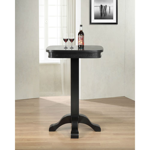 American Heritage Billiards Sarsetta Pub Table In Peppercorn