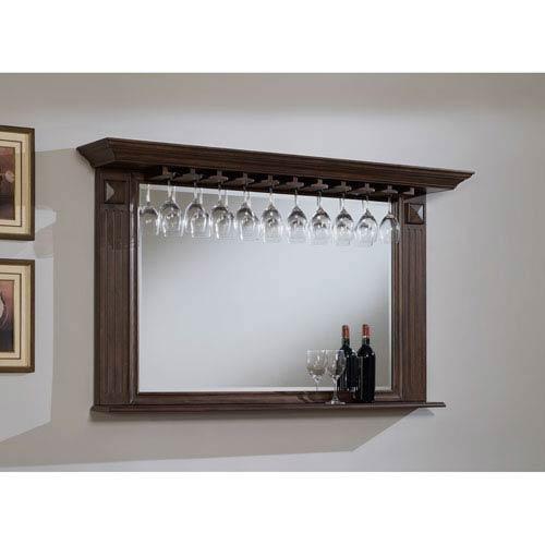 Roma Pewter Mirror