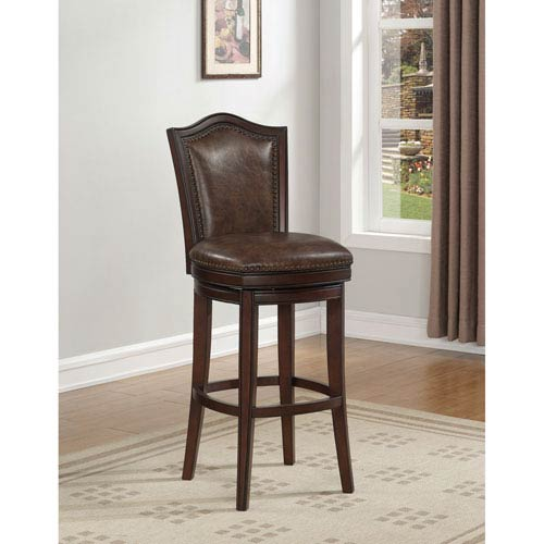 American Heritage Billiards Jordan Sable Counter Stool