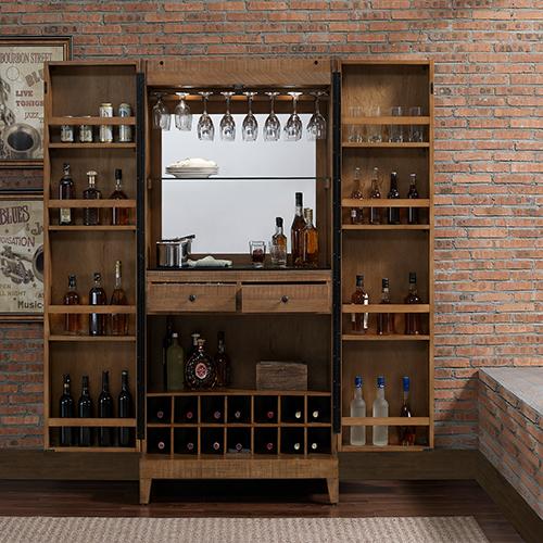 Braxton Wine Cabinet