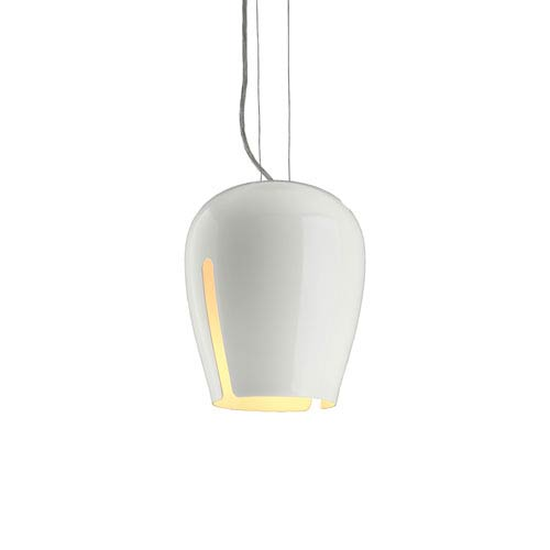 Molto Luce Zita 20 White One-Light E26 Mini Pendant