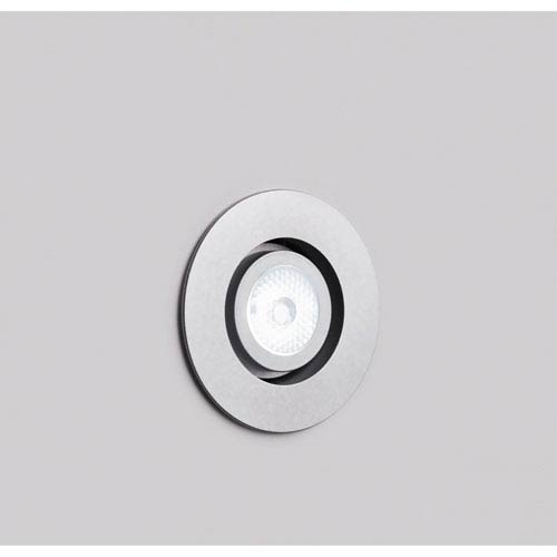 Kado Matte Chrome 2-Inch LED 30 Degree 3000K Recessed Light