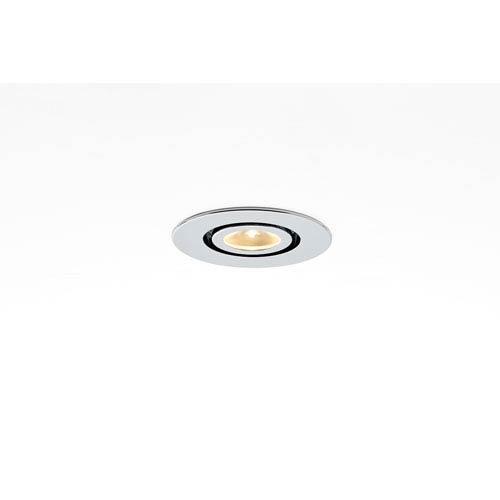 Molto Luce Kado Chrome 2-Inch LED 12 Degree 3000K Recessed Light