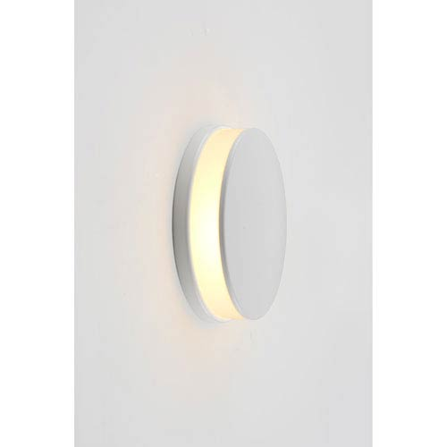 R80 White 3-Inch LED 3000K Semi Recessed