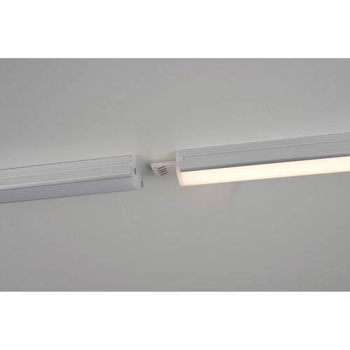 Bruck Lighting Systems LEDbar Silver 4000K LED 24-Inch Linear Cove Light