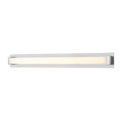 Elara Brushed Nickel LED Bath Vanity