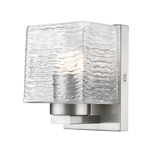 Barrett Brushed Nickel LED Bath Sconce
