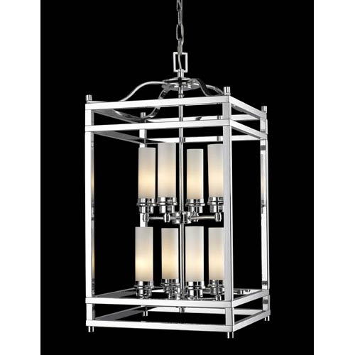 Z-Lite Altadore Eight Light Pendant