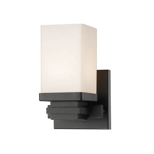 Z-Lite Avige Bronze One-Light LED Wall Sconce