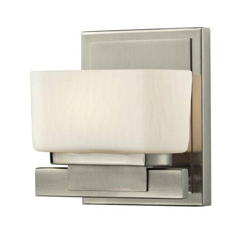 Z-Lite Gaia Brushed Nickel LED Bath Vanity