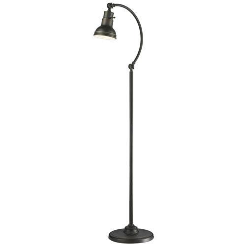 Z-Lite Ramsay Olde Bronze One-Light Floor Lamp