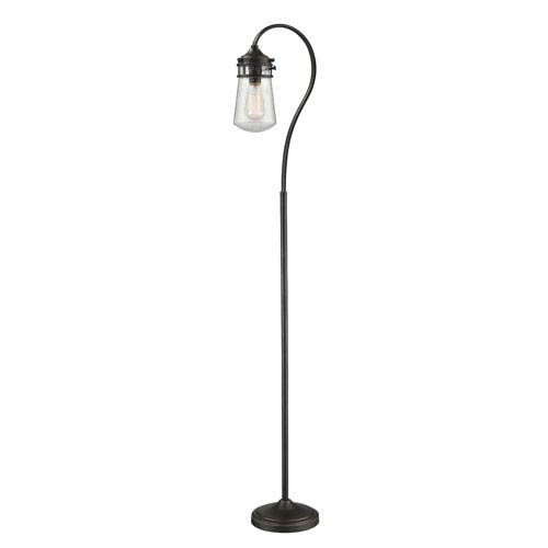 Celeste Olde Bronze One-Light Floor Lamp