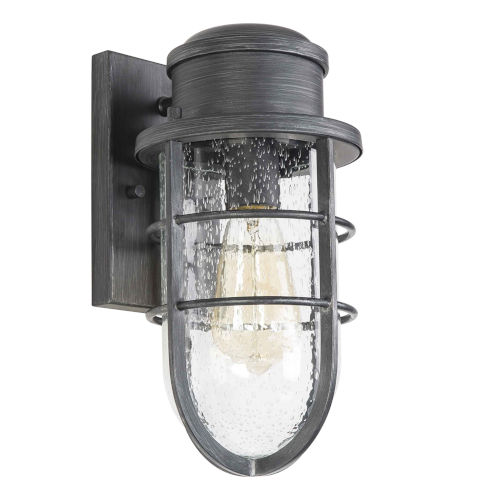 Braemore Oil Rubbed Bronze One-Light Outdoor Wall Sconce