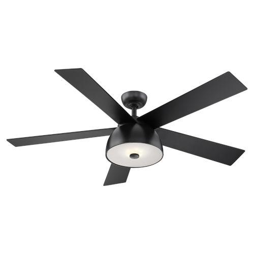 Lestat Matte Black 52-Inch Ceiling Fan