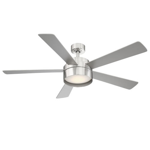 Whitehaven Brushed Nickel 52-Inch Ceiling Fan