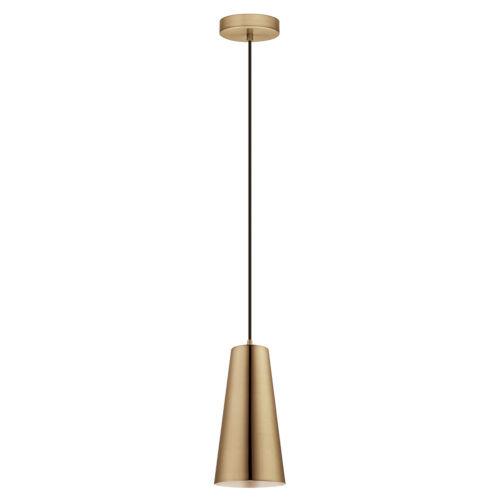 Pratella 1 Gold One-Light Mini Pendant