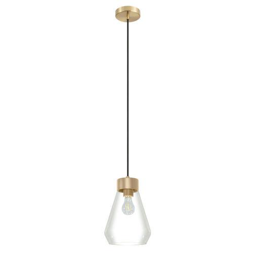 Montey Gold One-Light Pendant