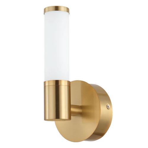 Palmera 1 Gold LED Bath Vanity