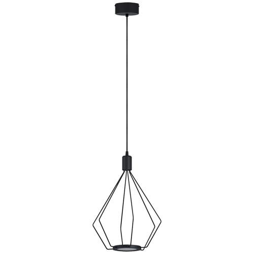 Cados Black LED Pendant