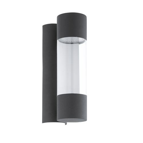 EGLO Robledo Anthricite LED Outdoor Wall Mount