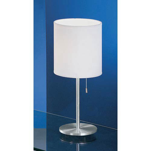 Nore Aluminum One-Light Table Lamp