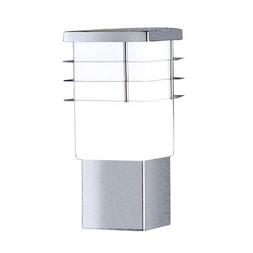Alexander Stainless Steel One-Light Outdoor Wall Lantern