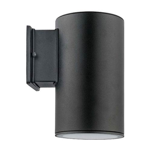 Ascoli Black LED Wall Sconce