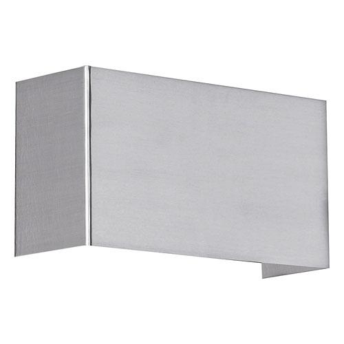 Nikita Silver Nine-Inch One-Light Wall Sconce