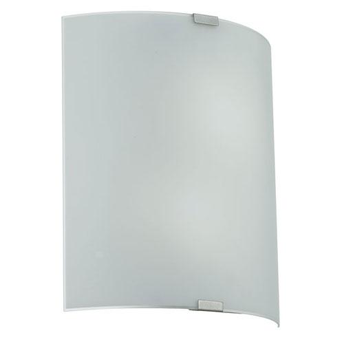 EGLO Grafik Chrome Two-Light Wall Sconce