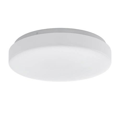 Beramo LED 11-Inch White One-Light Flushmount