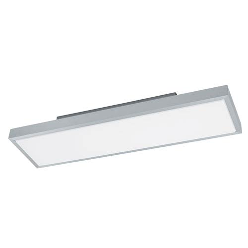 Idun 1 Brushed Aluminum 29.5-Inch One-Light LED Flush Mount