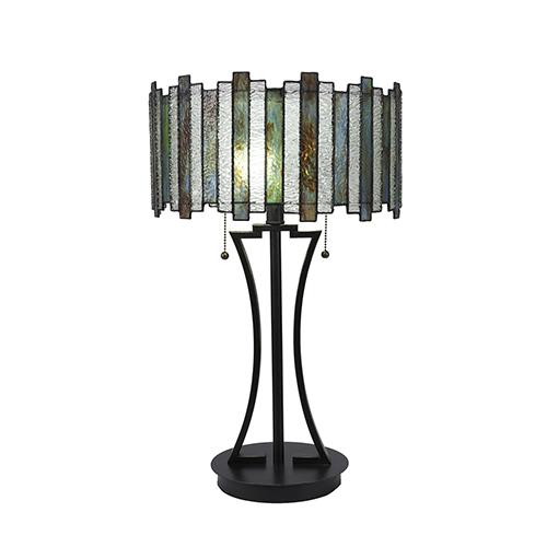 Any Dark Granite 14-Inch One-Light Table Lamp