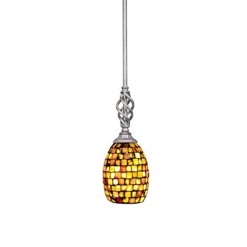 toltec lighting seashell pendant bellacor