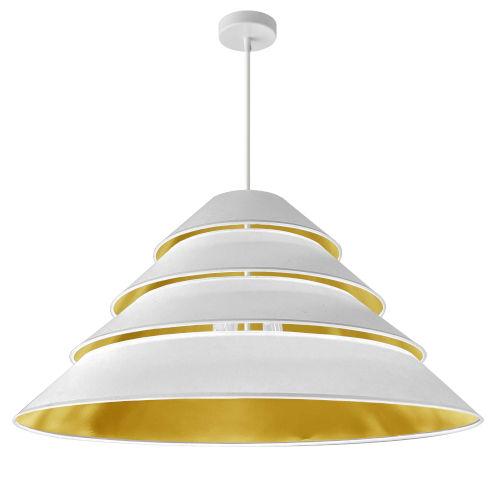 Aranza White Gold Four-Light Pendant
