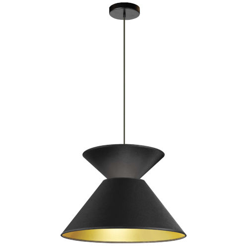 Patricia Black Gold One-Light Pendant