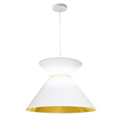 Patricia White Gold One-Light Pendant