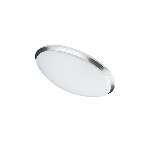 Dainolite LED Satin Chrome 11-Inch LED Flush Mount