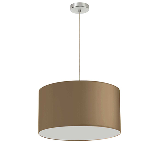 Dainolite Gold 19-Inch One-Light Pendant